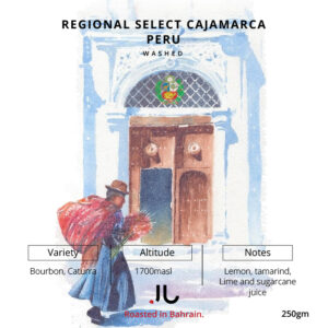 Peru Regional Select Cajamarca Espresso & Filter Coffee